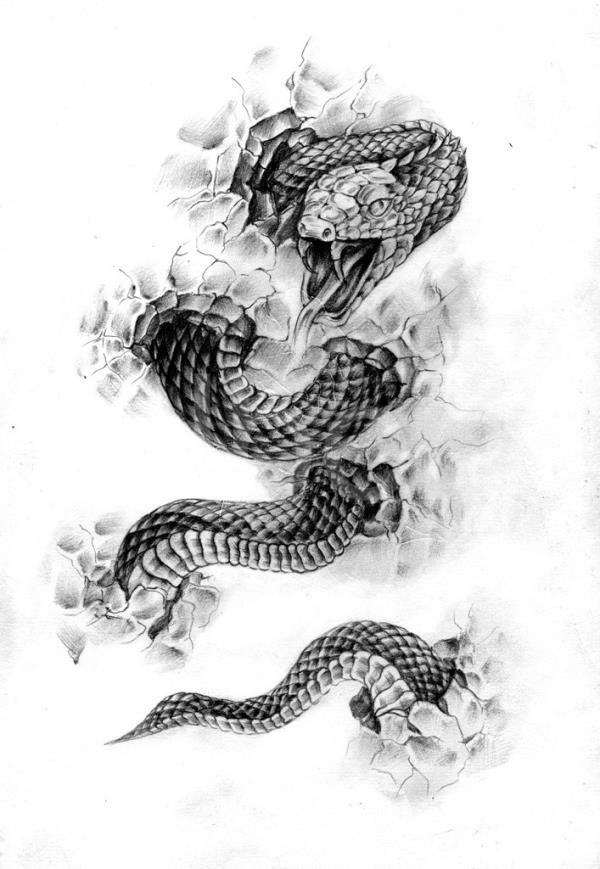 Лев рисунок графика